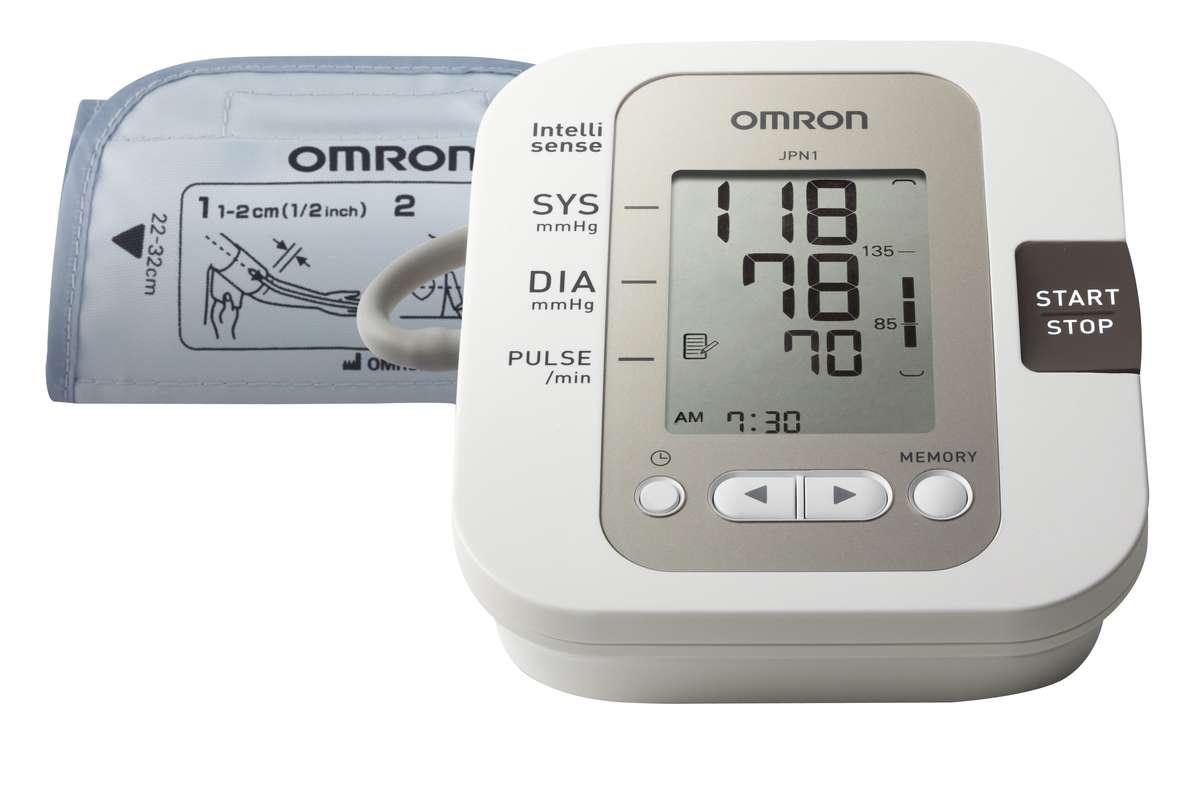 歐姆龍手臂式血壓計 JPN1