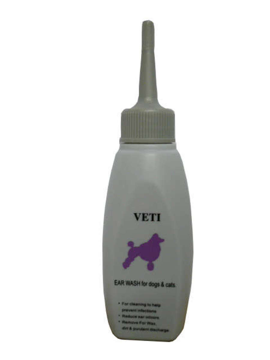 Ear Wash for Dogs & Cats