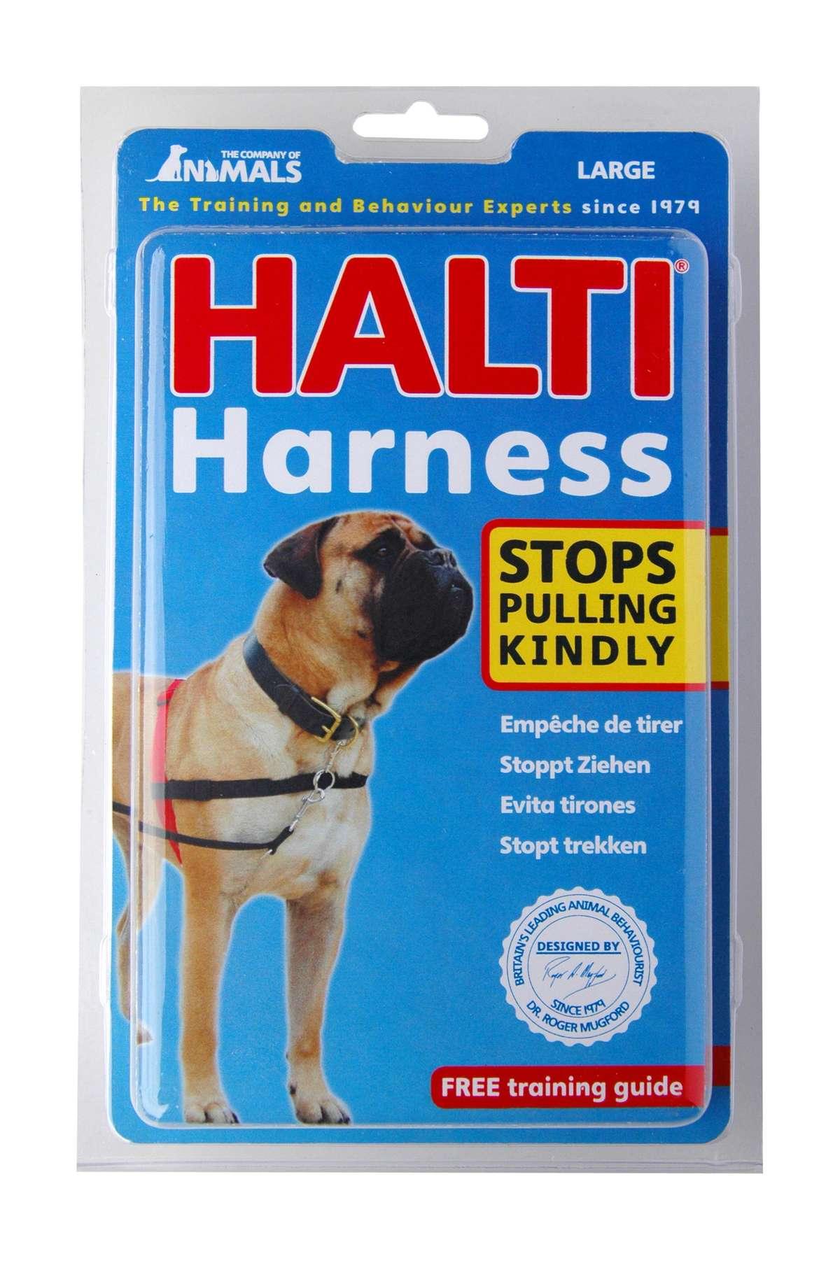 HALTI 訓練狗隻胸帶 大碼