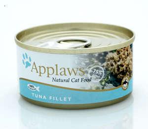 Cat Tuna Fillet 156g