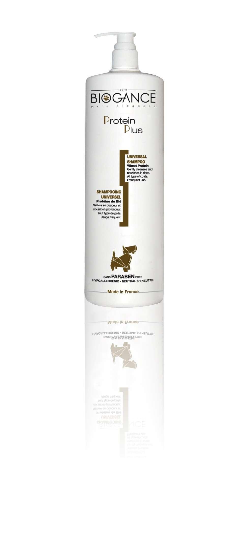 蛋白質強化天然洗毛液 1L