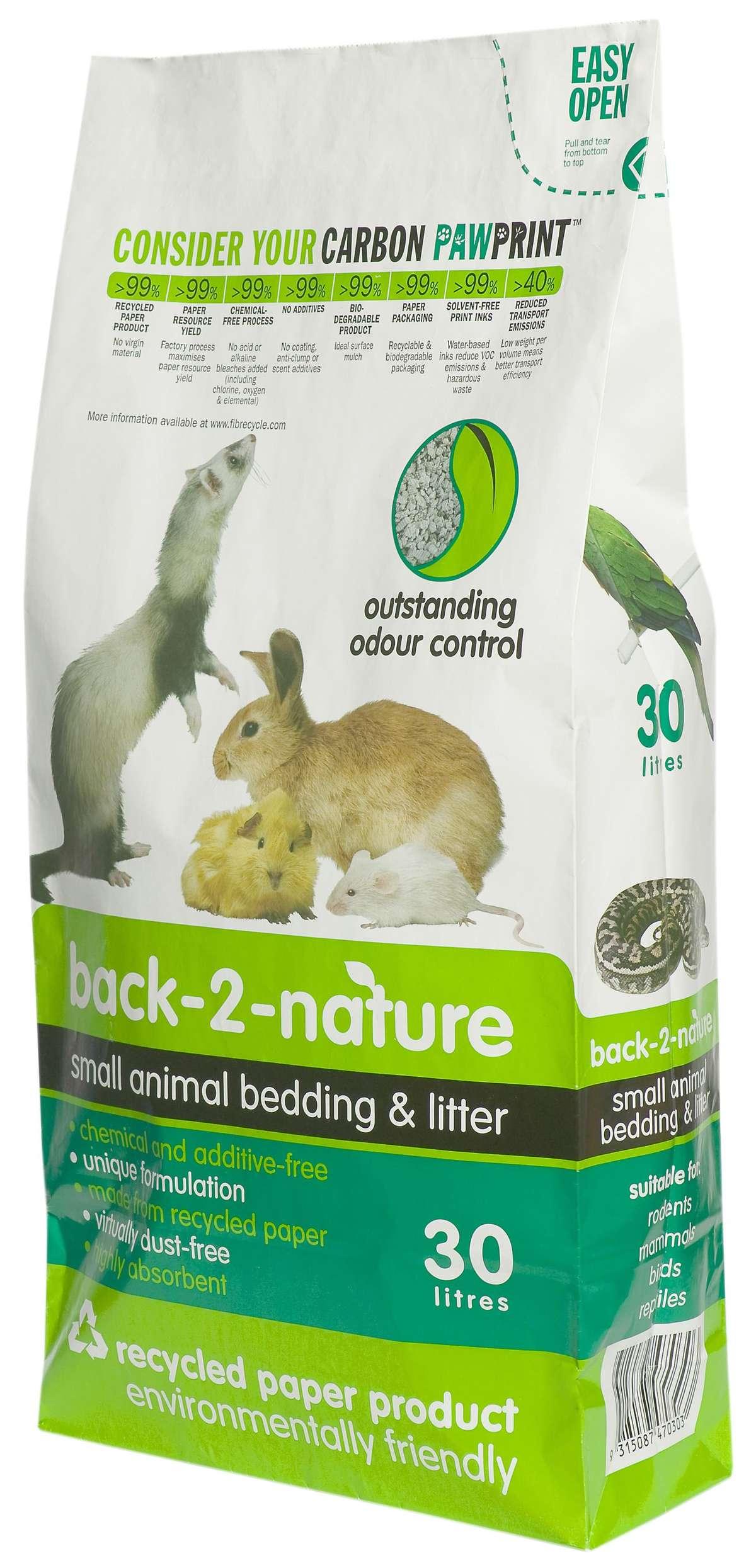 Back-2-Nature 30L (12kg)