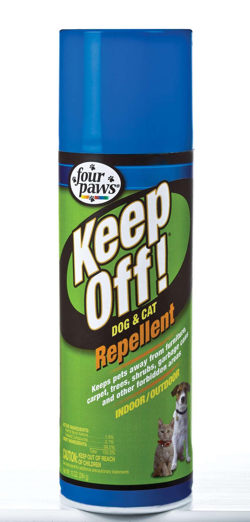 Four Paws Indoor & Outdoor Repellent 10oz