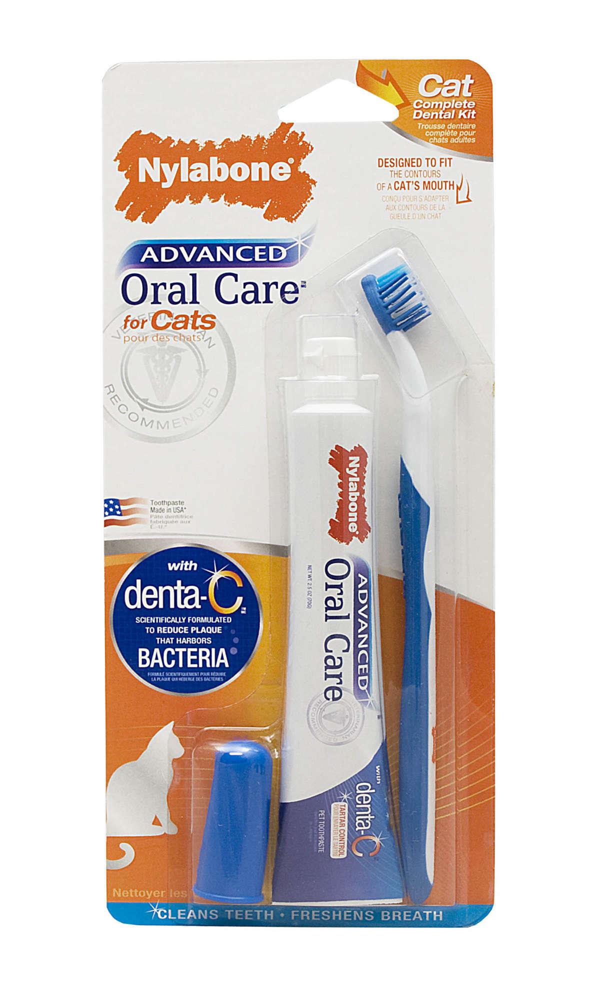 Advanced Oral Care Cat Dental Kit