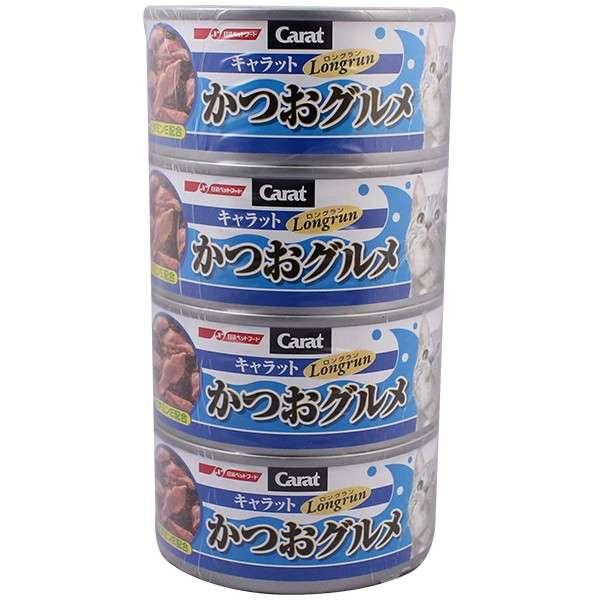 鰹魚貓罐頭170g(4罐)
