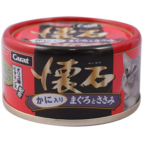 K13 Carat Kaiseki Tuna & Chicken with Crab meat 80g