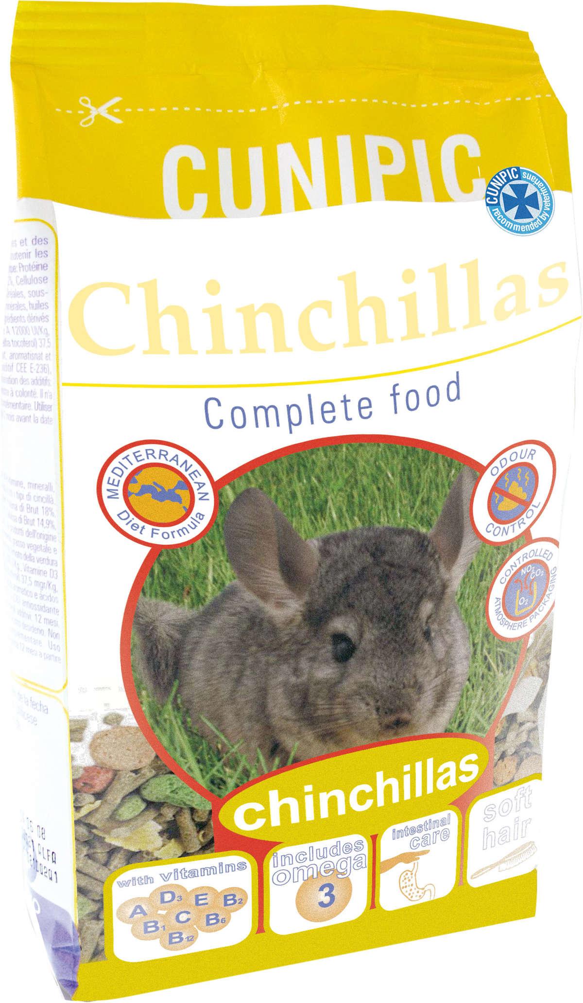 Cunipic Chinchilla