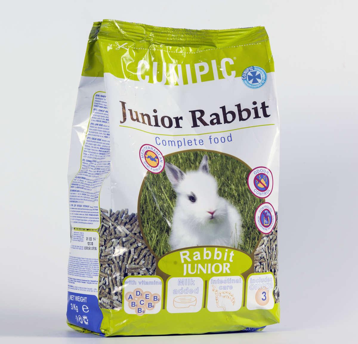 幼兔免疫活力維他糧 3kg