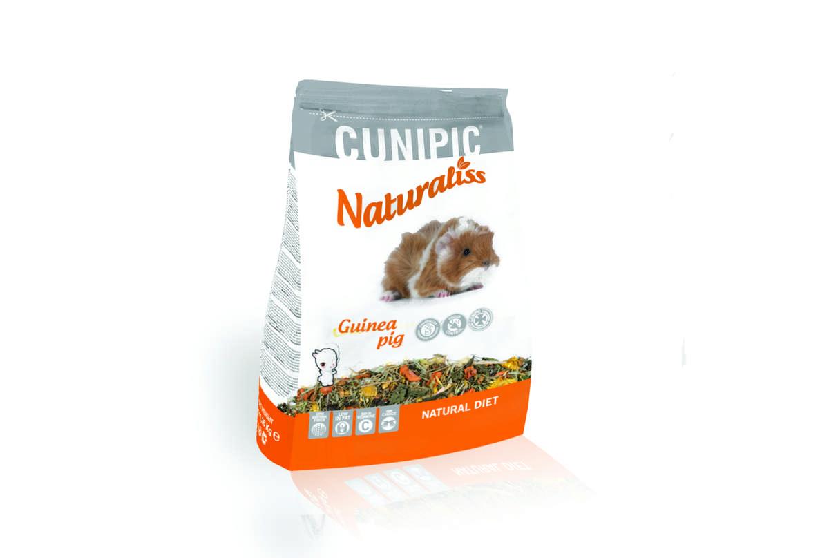 尊貴天然營養天竺鼠糧 1.4kg