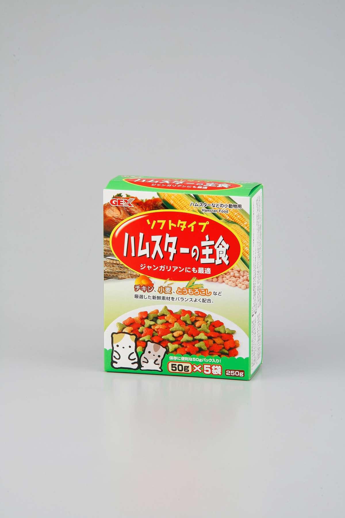 倉鼠雜菜營養主糧 300g