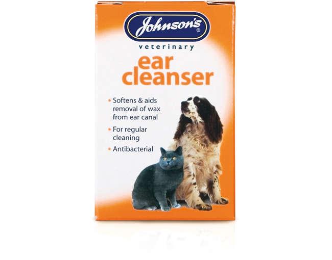 A016 Ear Cleanser (Antibacterial & Clears Wax. etc) 18ml