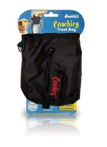 COACHIES Treat Bag Black