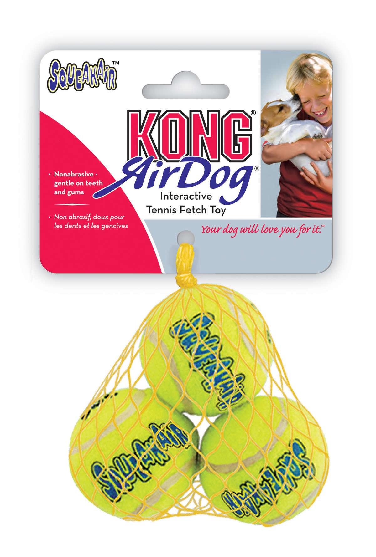 Small Squeaker Tennis Balls