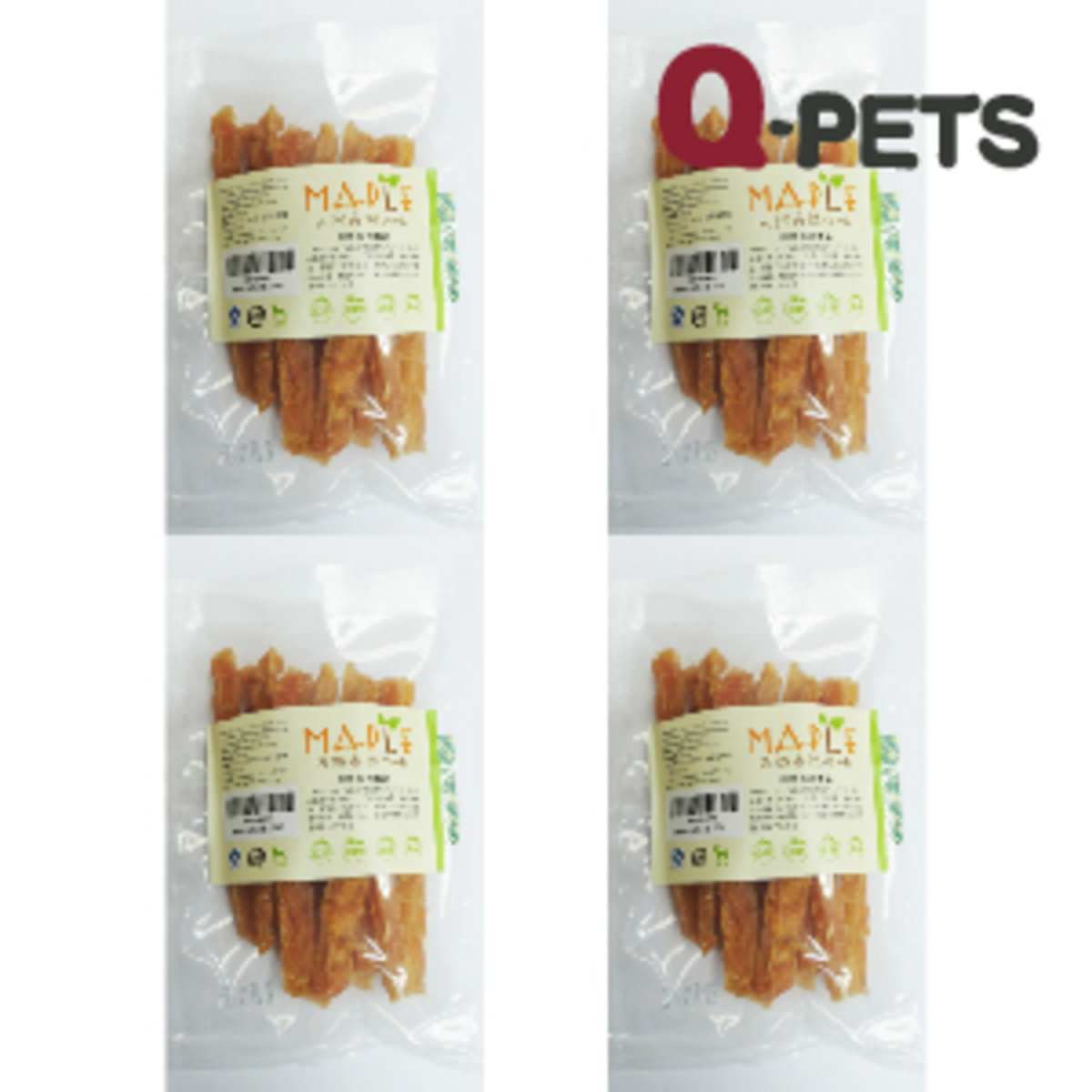Discount package--Dog Snack 80gx4