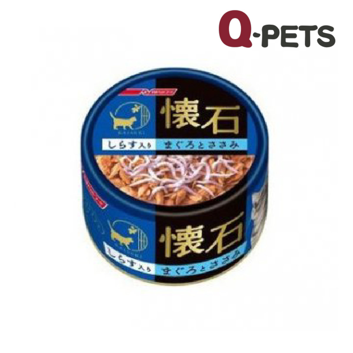 Tuna with chicken and Chinese noodlefish tin for cats 80g