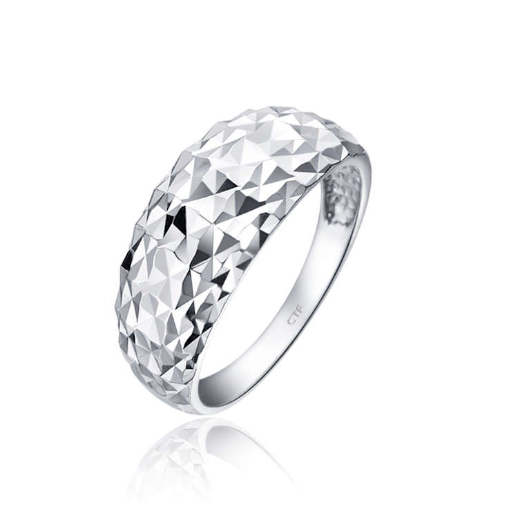 18K/750 White Gold Ring