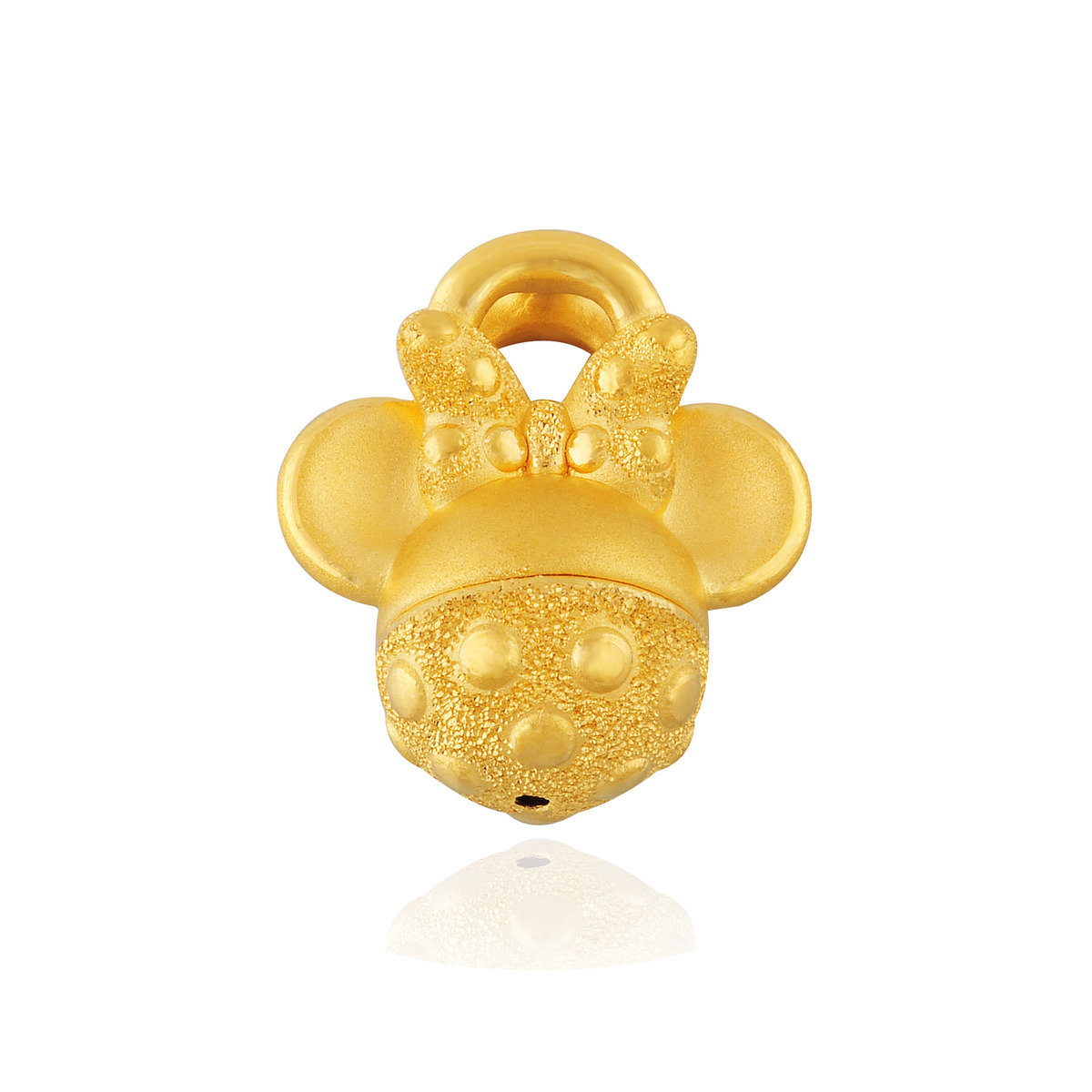 Disney Classic Collection 999 Gold Pendant