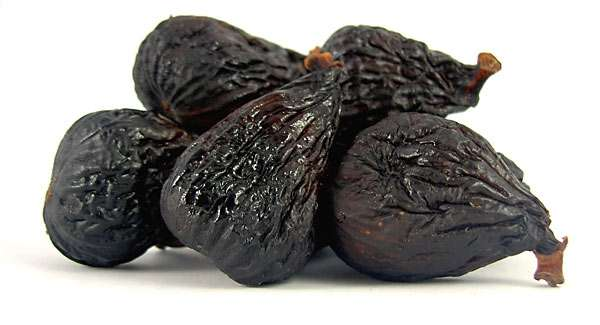 US Organic Black Mission Figs