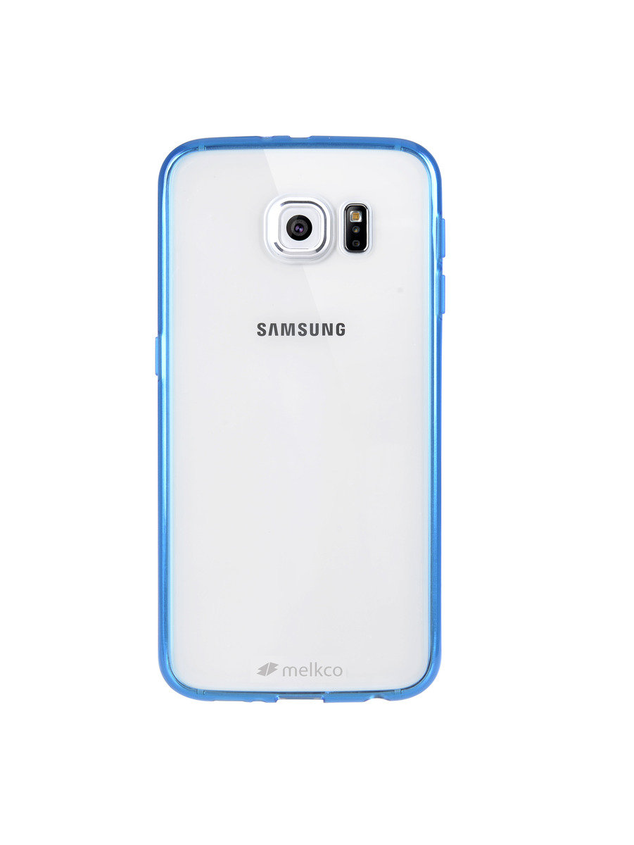 PolyUltima Cases for Samsung Galaxy S6 - (Transparent Blue)