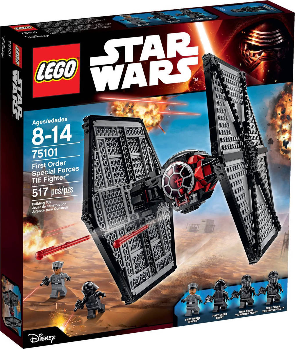 75101 - STAR WARS - FIRST ORDER SPECIAL FORCES