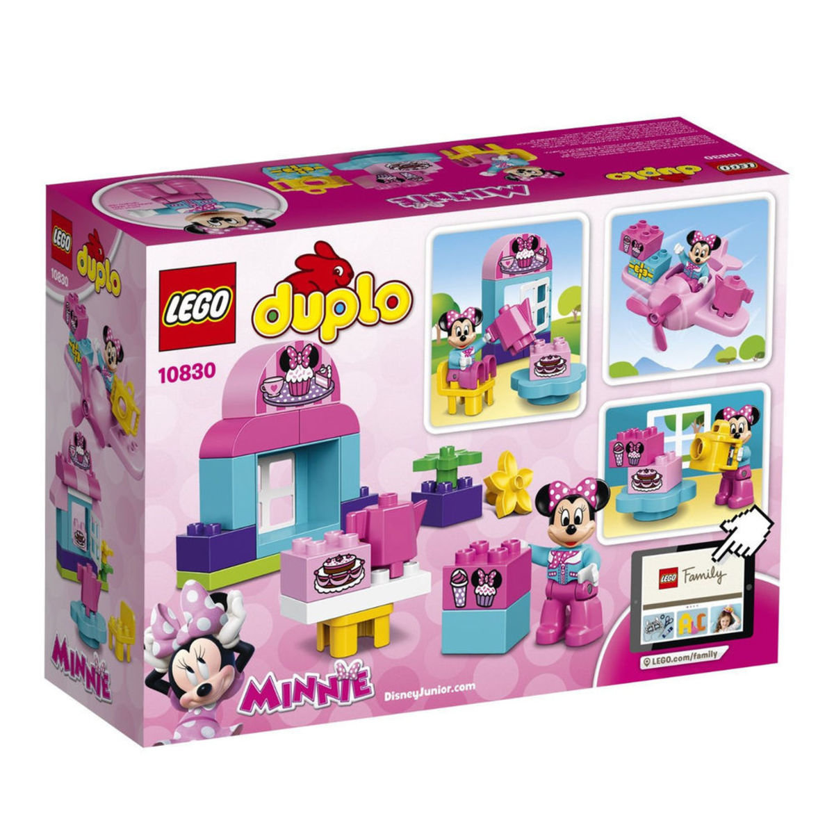 10830 DUPLO Disney™ Minnie的咖啡店