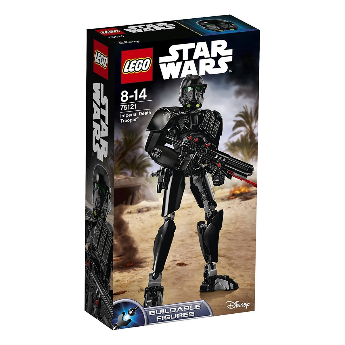 75121 Imperial Death Trooper™ 5702015593335