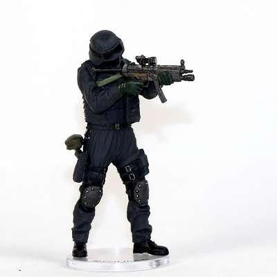 香港合金模型系列 HH014 香港警察 - 飛虎SDU (V2)