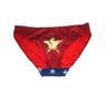 Wonder Woman Padded Push-up Bra Box Set