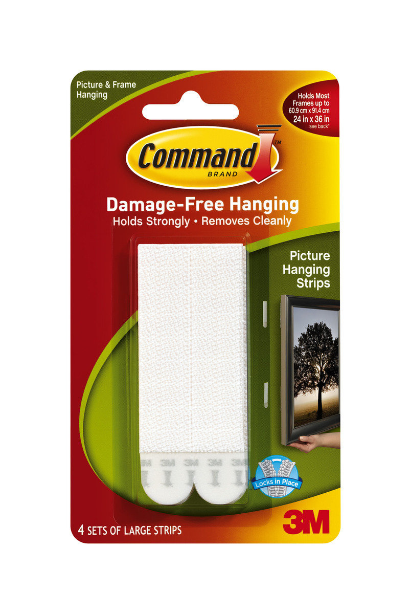 Picture Hanging Strips - Large(17206)