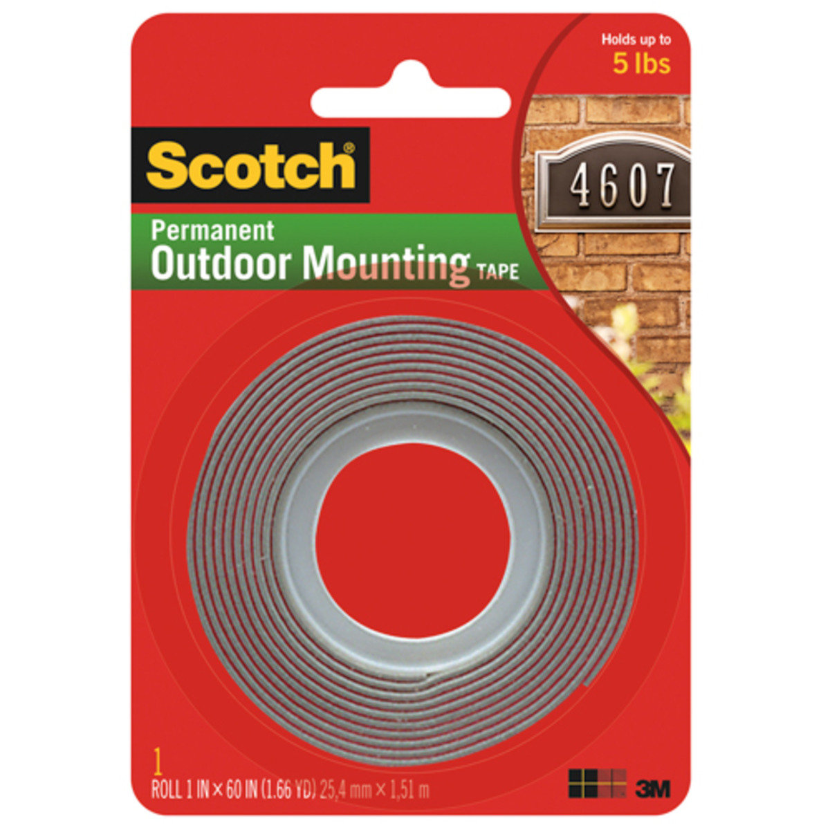 Outdoor Mounting  Tape 4011(4011)