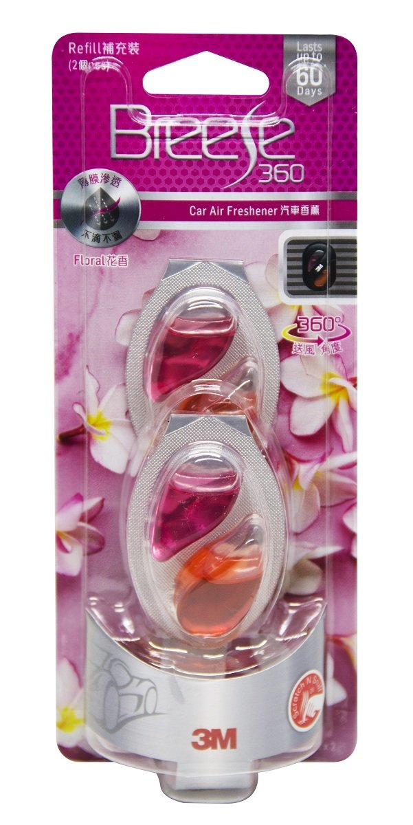 AIR FRESHENER REFILL - FLORAL SCENT