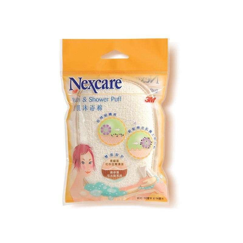 NexcareBath & Shower Puff(M21)
