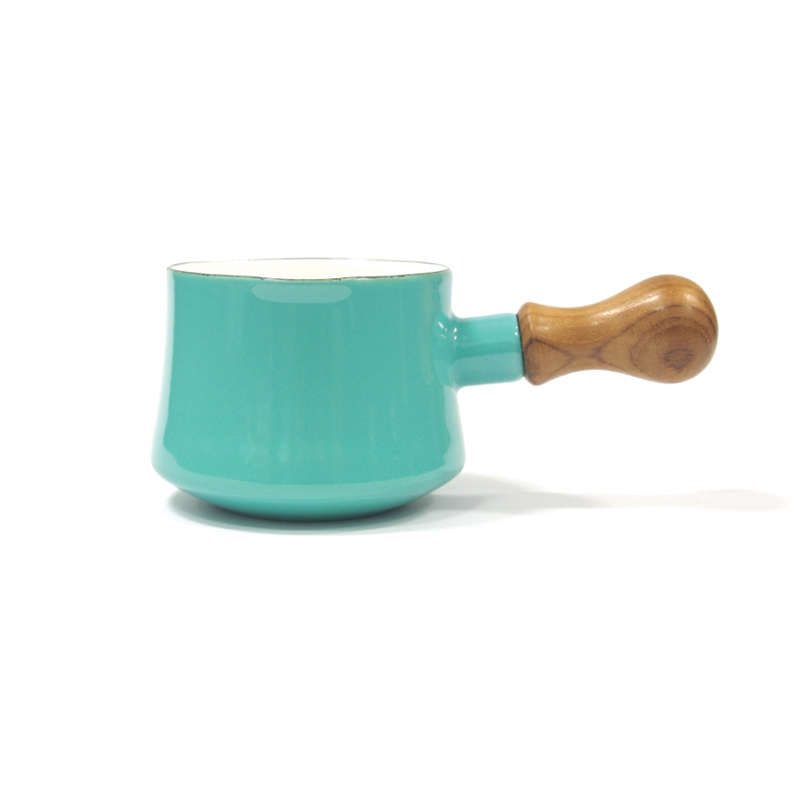 琺瑯牛奶鍋 (蔚藍色)