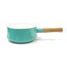 琺瑯木柄鍋 18cm (蔚藍色)