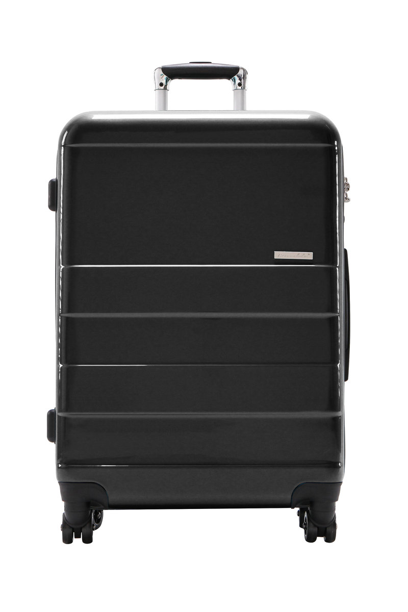"Capsule Series 28"" Suitcase Glossy Galaxy Black"