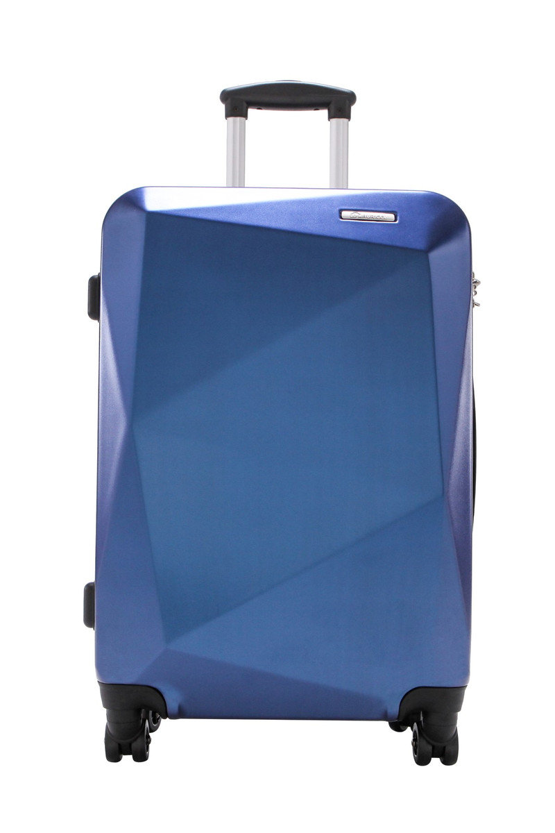 "Jewel Series 20"" Suitcase Brushed Sapphire"