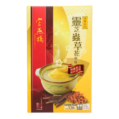 IBN Life-Concept Lingzhi Cordyceps Flower and Chicken Soup 320g