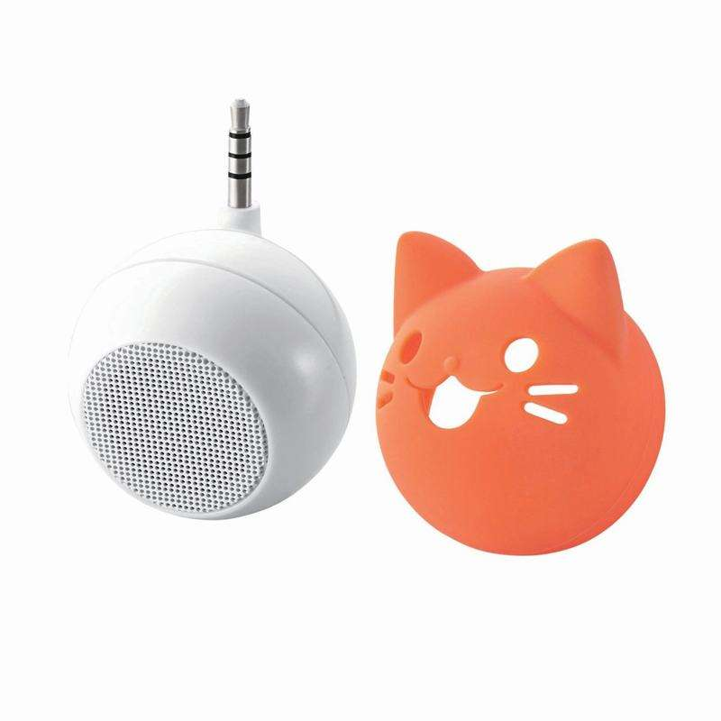 Cute Cat speakers for smartphones