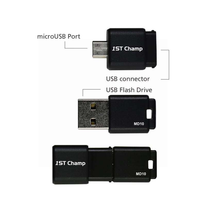 OTG USB Flash Drive MD10 - 32GB