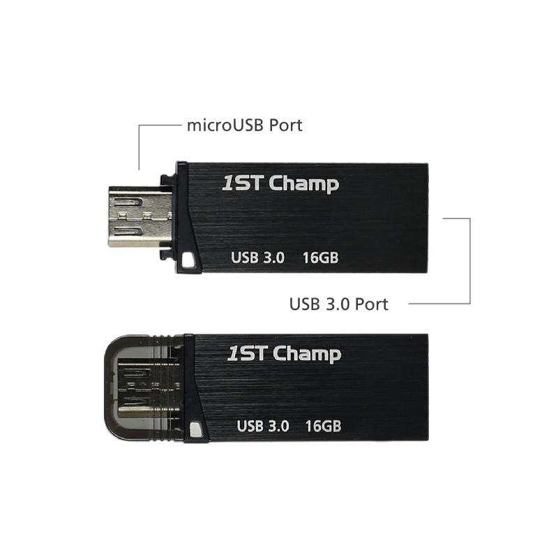 OTG USB 3.0 Flash Drive ST30 - 16GB