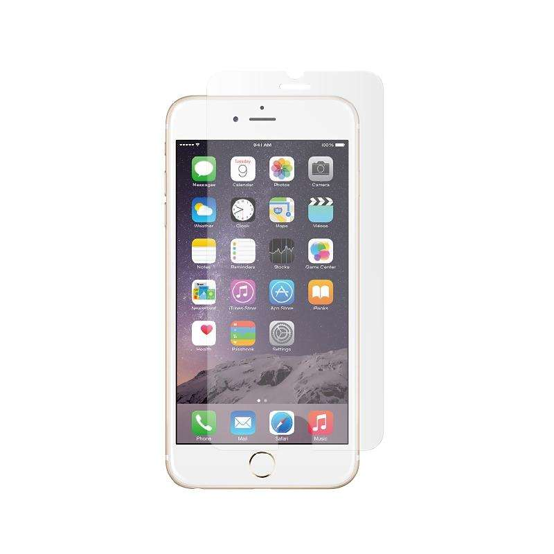 iPhone 6S Plus / 6 Plus 9H 0.33mm tempered glass screen protector, materials from Japan.
