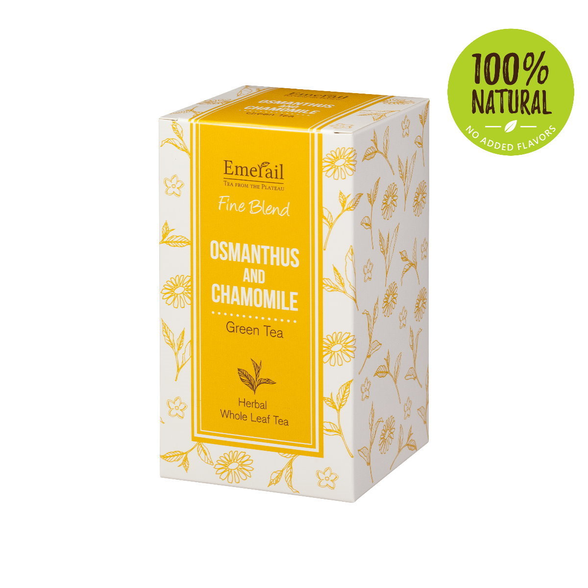 Emerail - Osmanthus And Chamomile Green Tea (Fine Blend)
