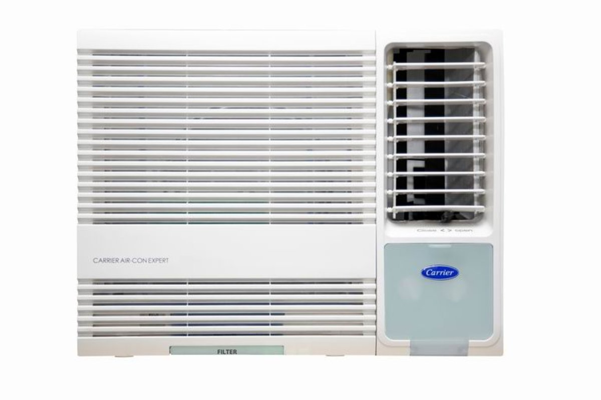 1HP Window Type Air Conditioner CHK09LNE