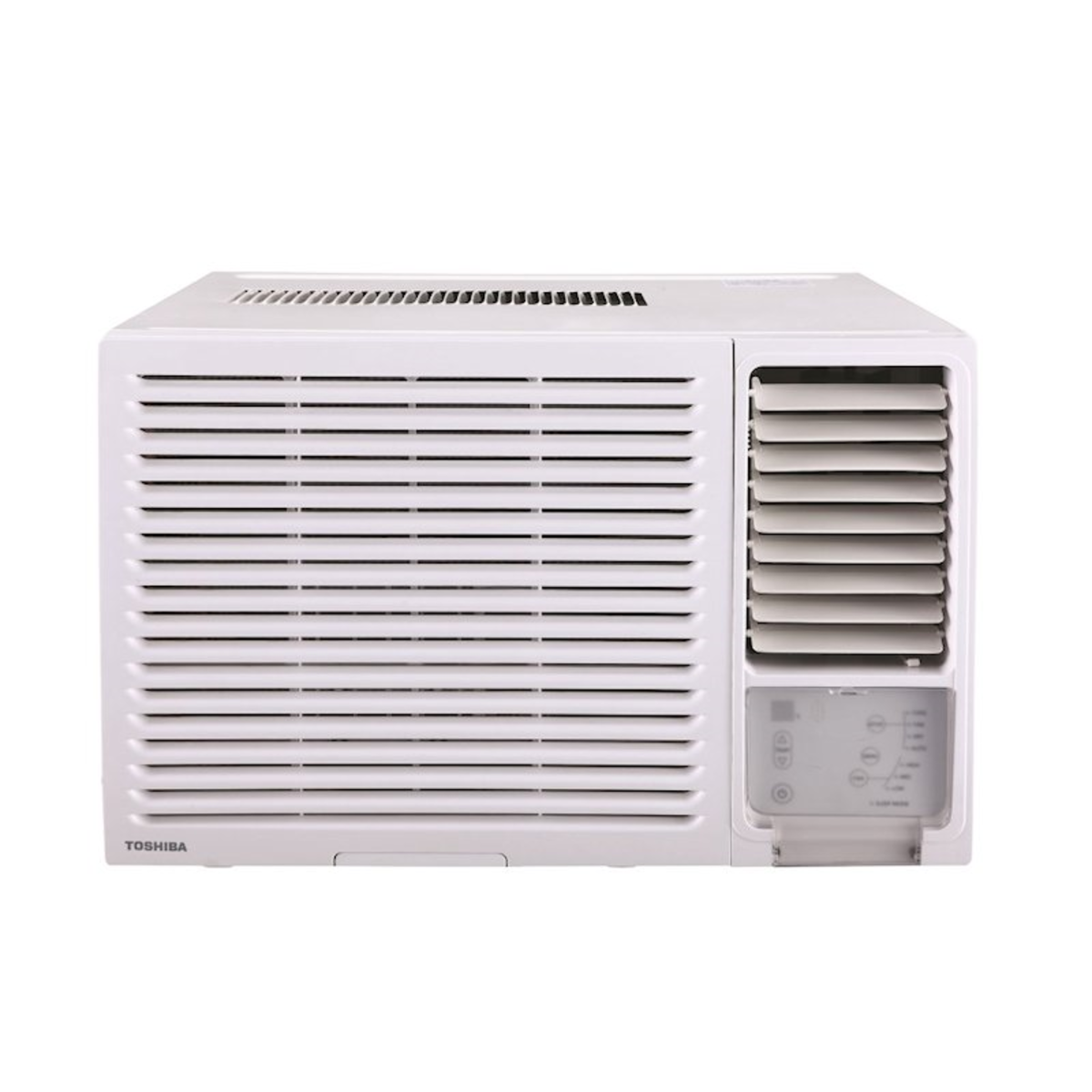 RACH12ER  1.5HP Window Type AirConditioner(Dehumidifying & LED Remote)