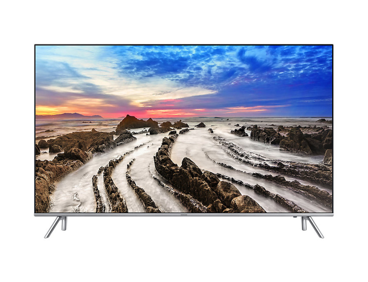 "65"" Premium UHD 4K Flat Smart TV UA65MU7300"