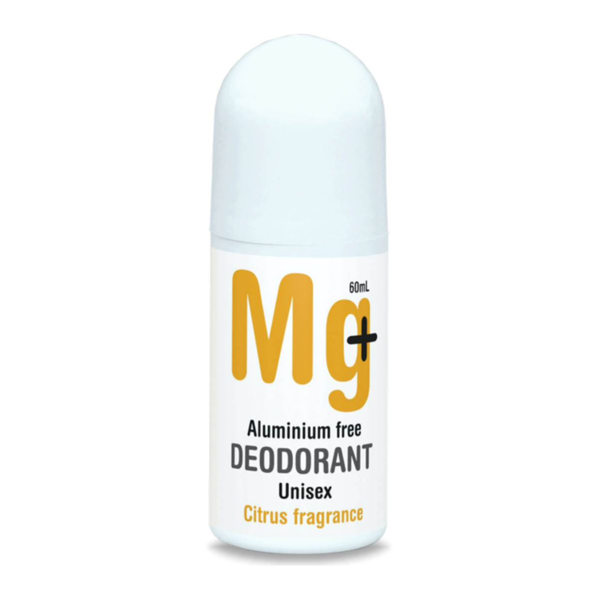 Magnesium Roll On Deodorant ( Citrus Fragrance )