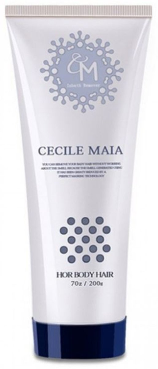 CECIL MAIA Hair Removal Cream [Parallel Import]