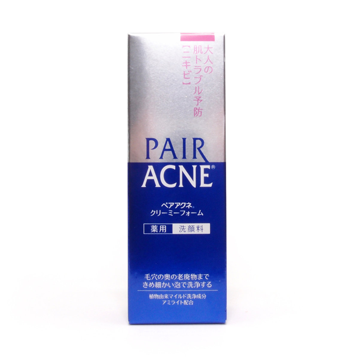 PAIR ACNE Creamy Foam   80g