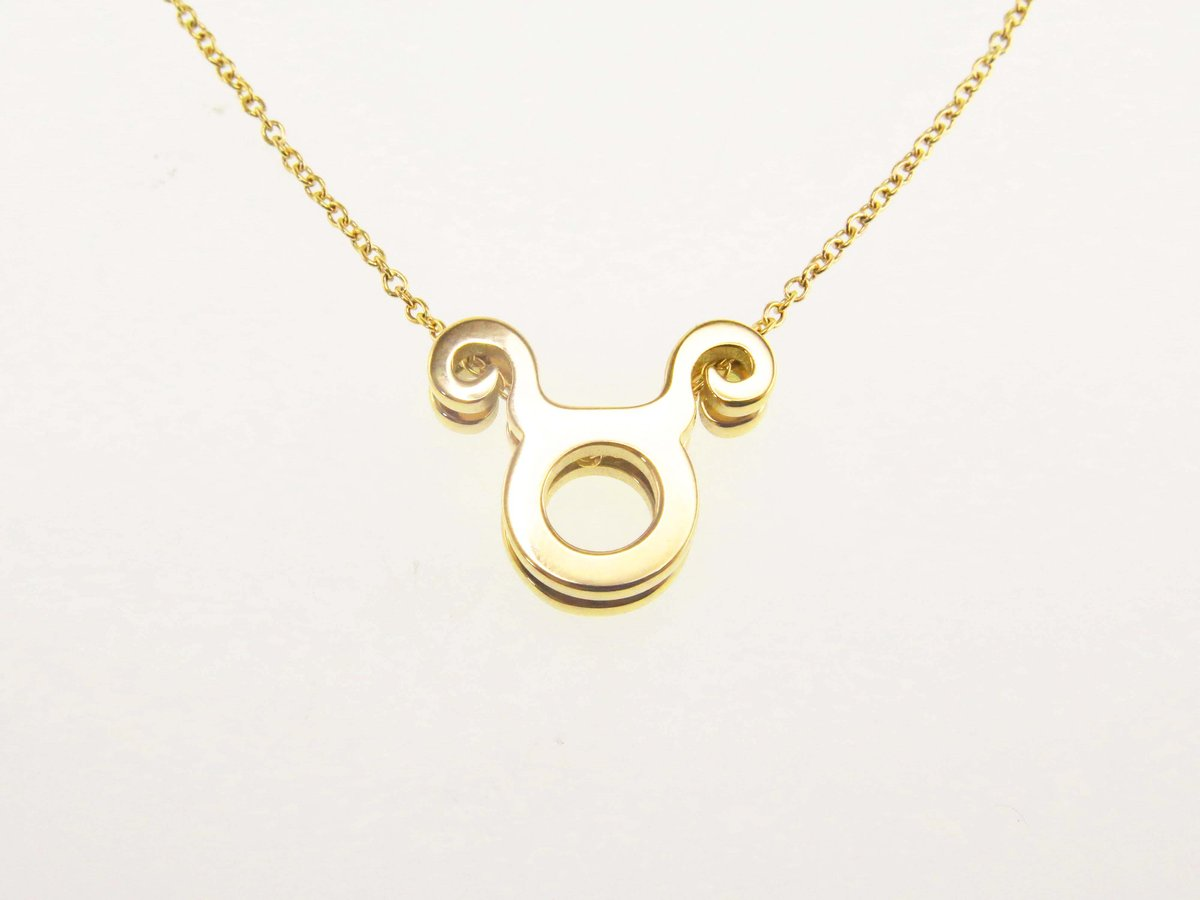 Taurus SS Necklace - Gold