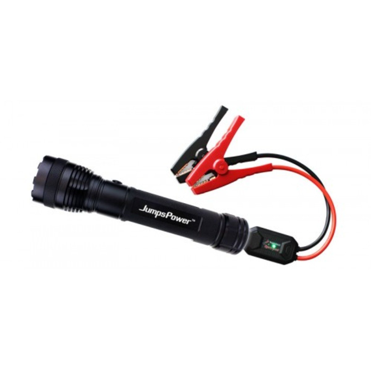 AMG5T Powersports Battery - Cree T6 LED Torch Pocket Jump Starter With Ingenious Spark-proof clamp